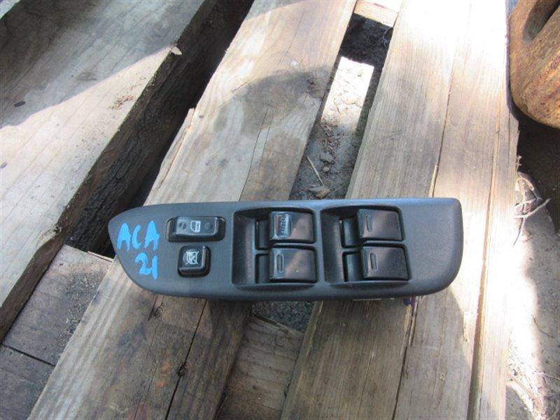 Блок управления стеклоподъемниками Toyota Rav4 21 передний правый