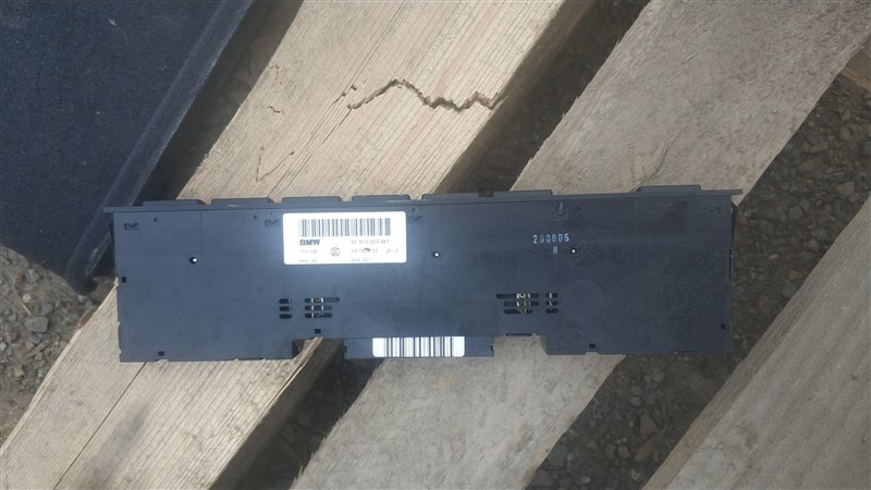 Блок управления приборами Bmw X5 E53 M54B30 2006