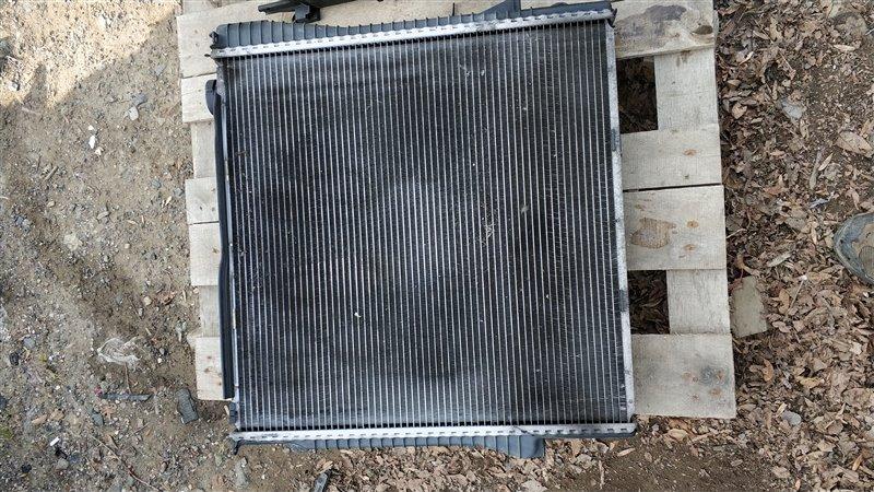 Радиатор основной Bmw X5 E53 M54B30 2006