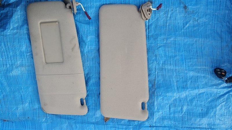 Козырек Bmw X5 E53 M54B30 2005