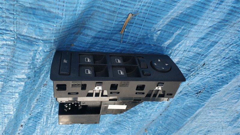 Блок упр. стеклоподьемниками Bmw X5 E53 M54B30 2005 передний правый