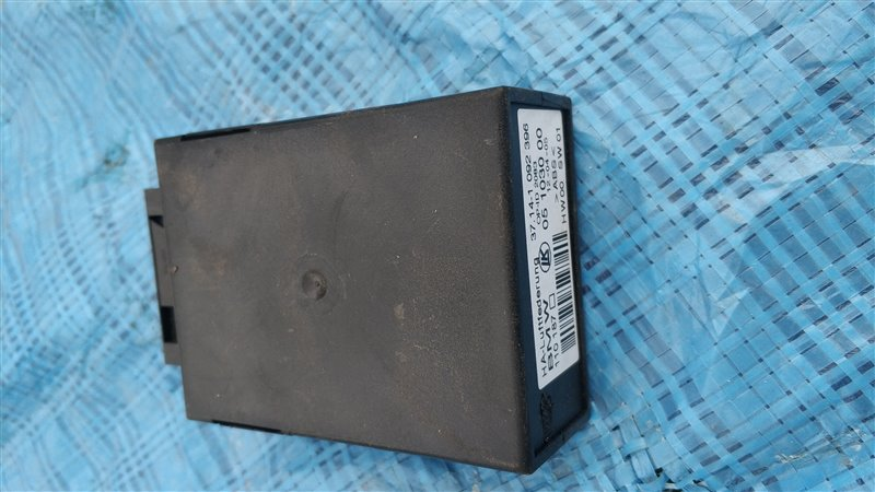 Система подачи воздуха Bmw X5 E53 M54B30 2005