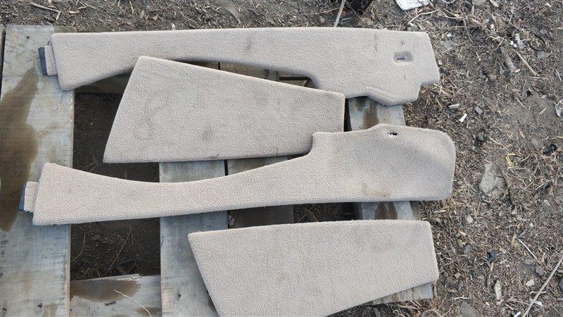 Обшивка бардачка между сидений Bmw X5 E53 M54B30 2005