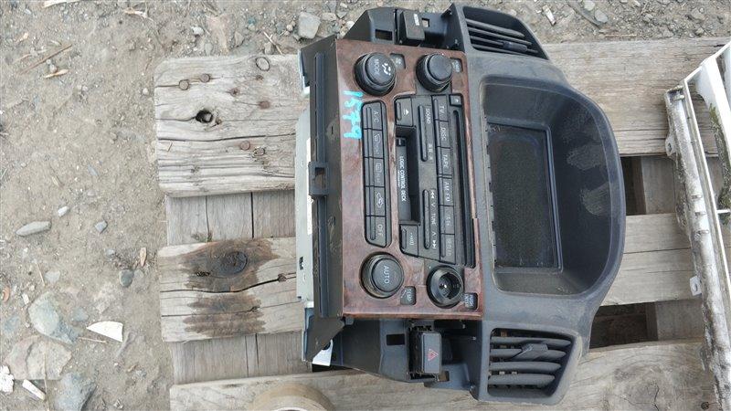 Блок управления климат-контролем Toyota Harrier MCU15 1MZ-FE 1998