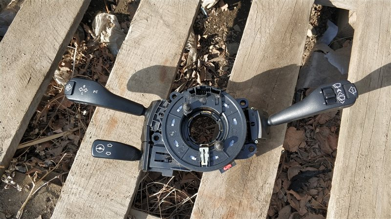 Шлейф-лента air bag Bmw X5 E53 M54B30 2005
