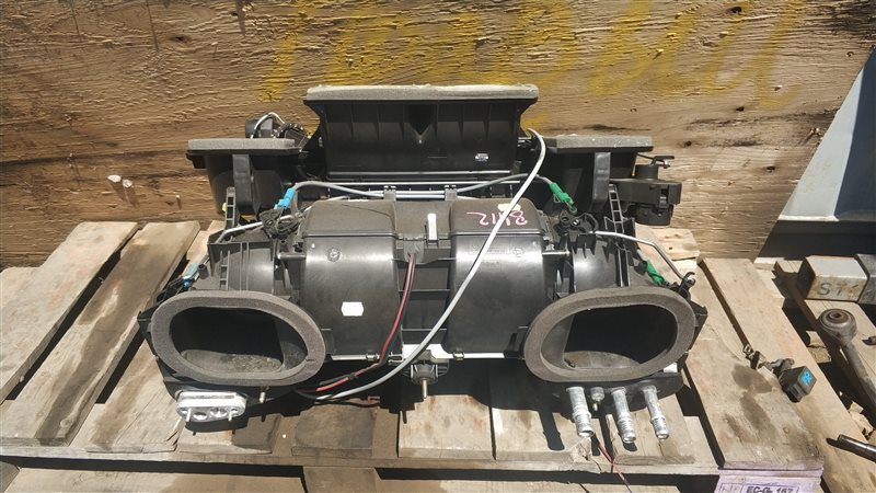 Печка Bmw X5 E53 M54B30 2005