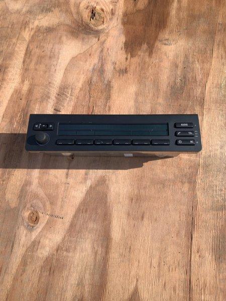 Радиоблок Bmw X5 E53 M54B30 2006