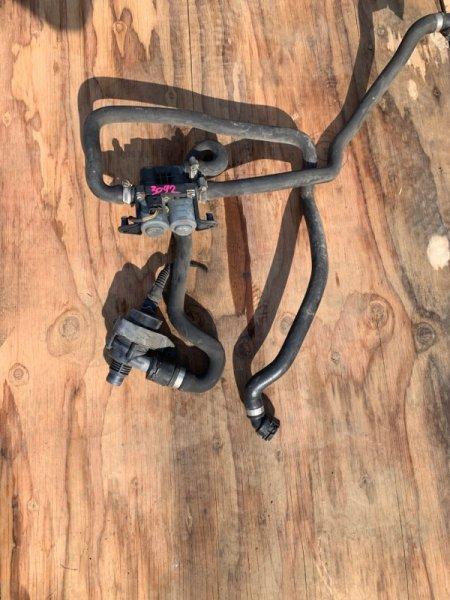 Клапан печки Bmw 7-Series E65 N62B44A 2003