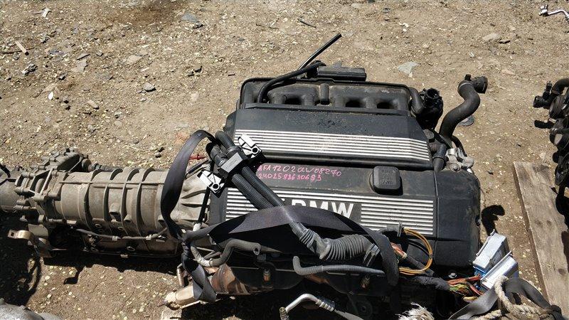 Акпп Bmw X5 E53 M54B30 2006