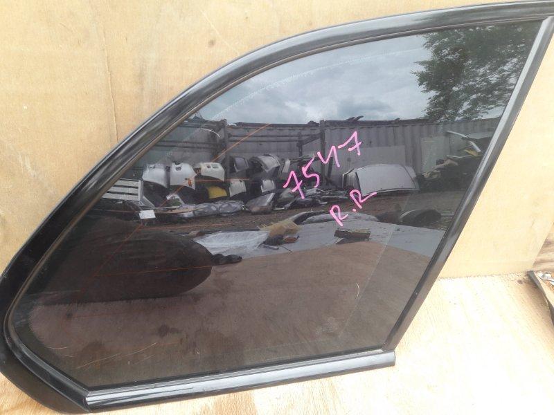 Форточка багажника Bmw X5 E53 M54B30 2006
