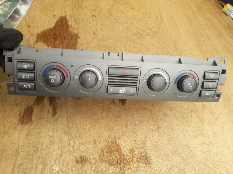 Блок управления климат-контролем Bmw 7-Series E65 N62B44A 2003