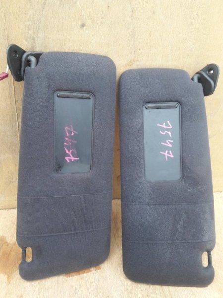 Козырек Bmw X5 E53 M54B30 2006