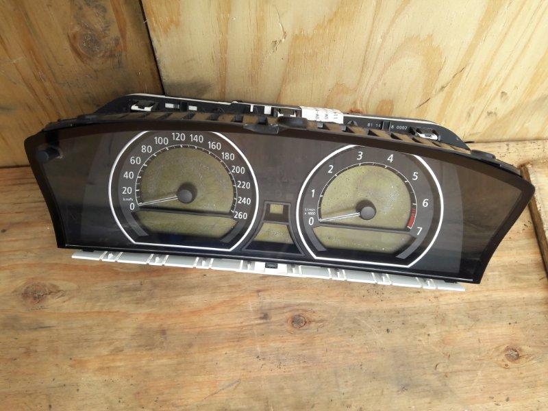 Спидометр Bmw 7-Series E65 N62B44A 2003