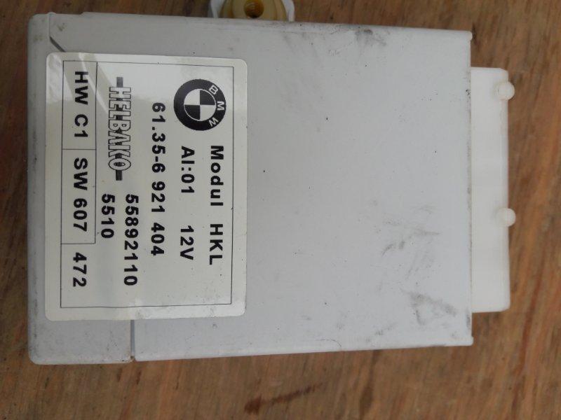 Блок управления крышкой багажника Bmw 7-Series E65 N62B44A 2003