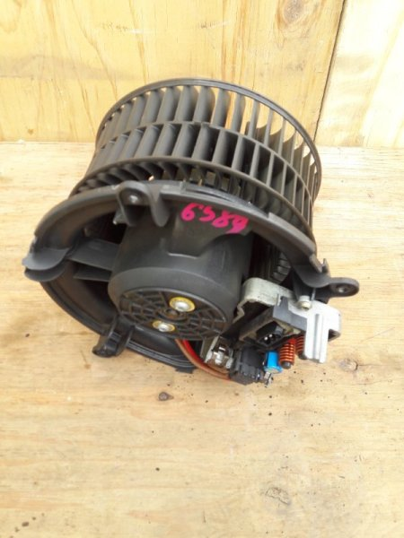 Мотор печки Bmw 7-Series E65 N62B44A 2003