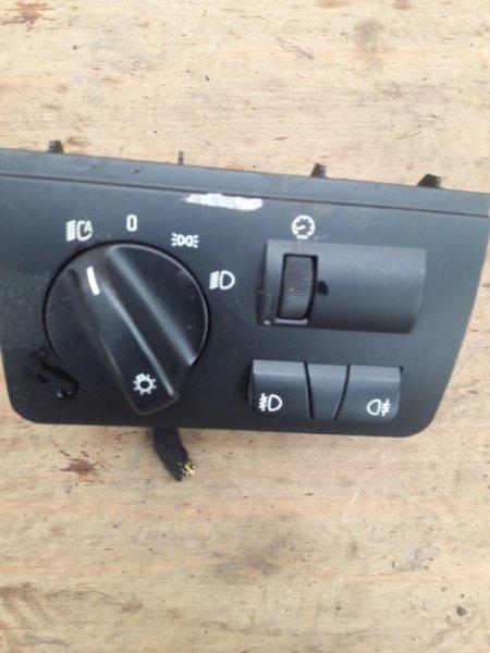 Блок управления наклона фар Bmw X5 E53 M54B30 2006