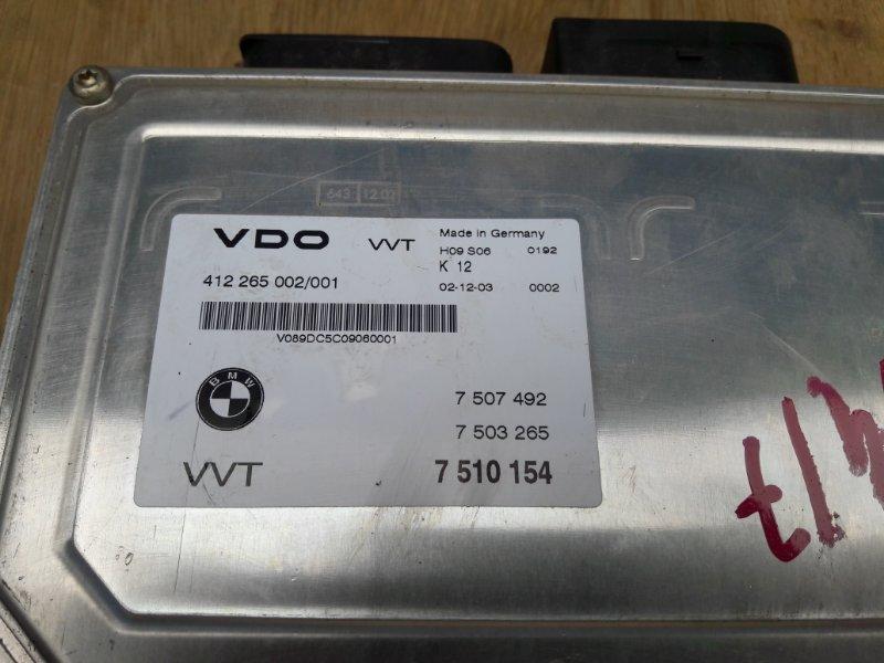 Блок управления вольвотроника Bmw X5 E53 M54B30 2006