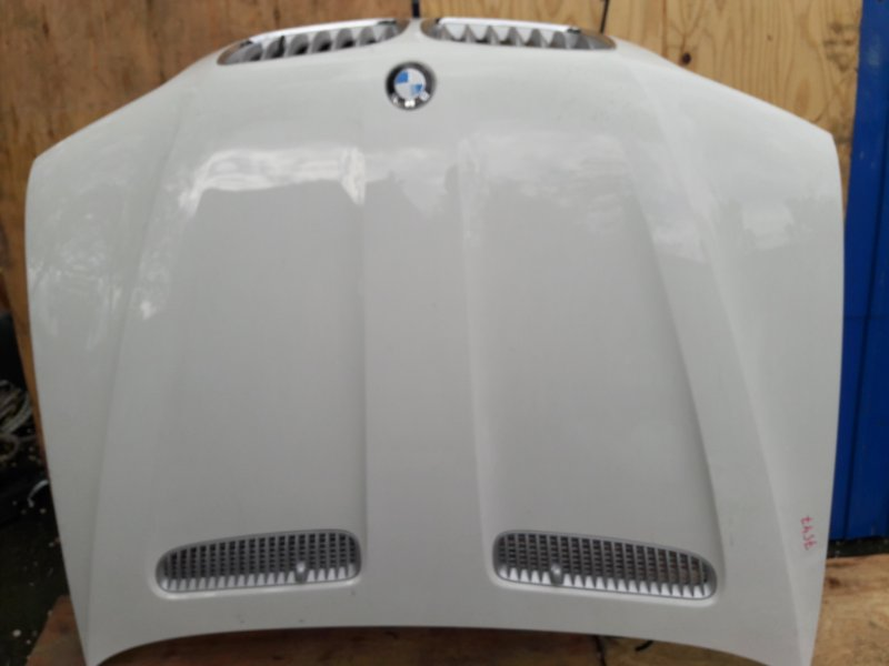 Капот Bmw X5 E53 M54B30 2006