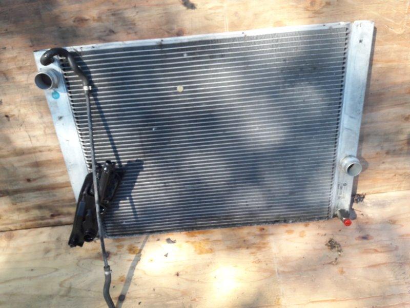 Радиатор основной Bmw 7-Series E65 N62B44A 2003