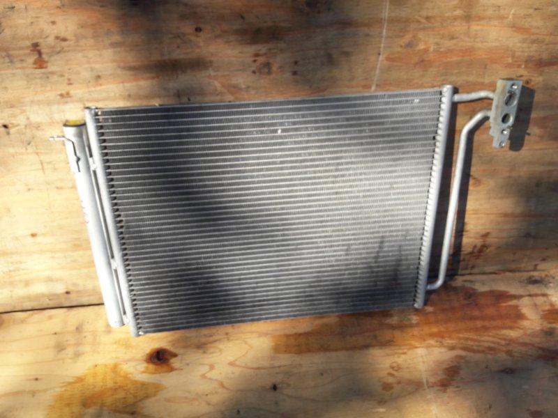 Радиатор кондиционера Bmw X5 E53 M54B30 2004