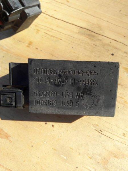 Блок управления радиатора Bmw X5 E53 M54B30 2004