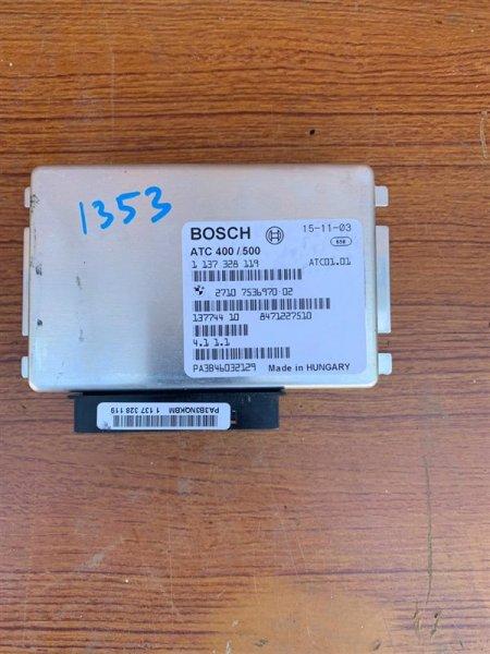 Блок управления раздаточной коробки Bmw X5 E53 M54B30 2004