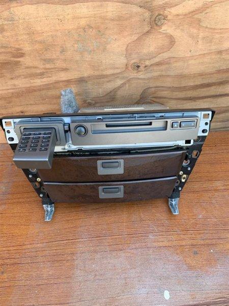 Магнитола Bmw 7-Series E65 N62B44A 2003