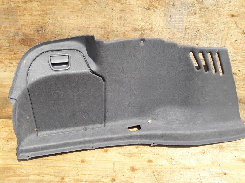 Обшивка багажника Bmw 7-Series E65 N62B44A 2003 левая