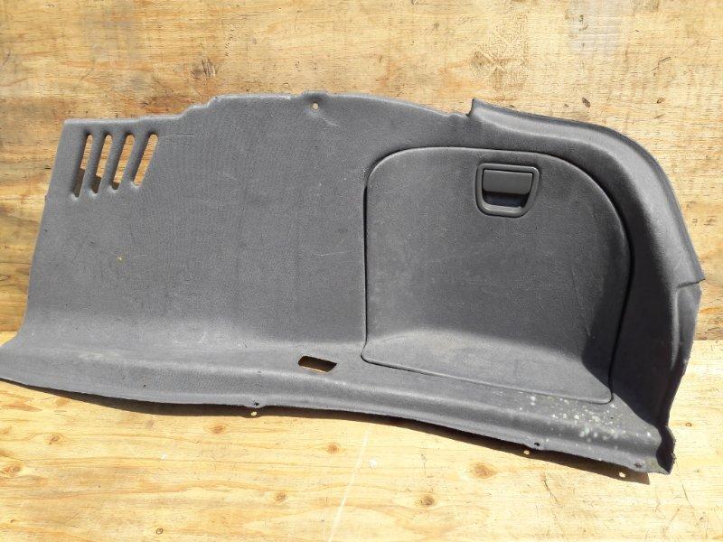 Обшивка багажника Bmw 7-Series E65 N62B44A 2003 правая