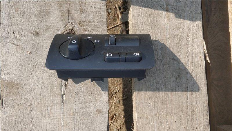 Блок управления светом Bmw X5 E53 M54B30 2005