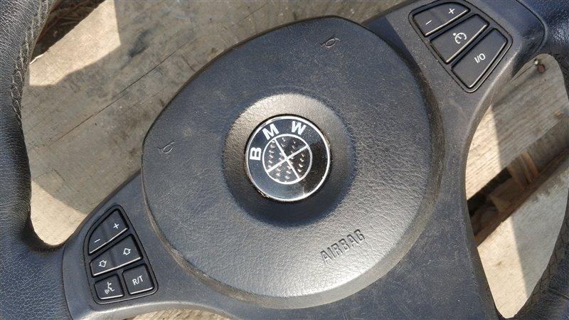 Airbag на руль Bmw X5 E53 M54B30 2005