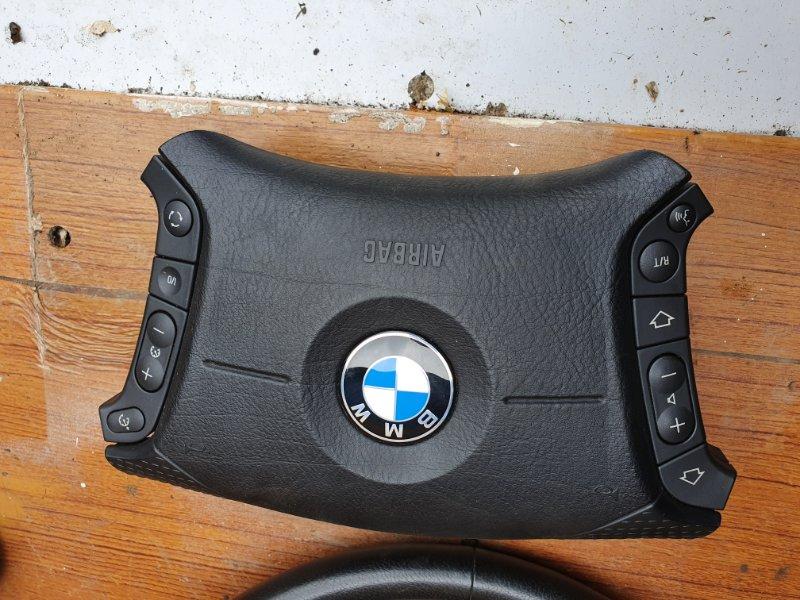 Airbag на руль Bmw X5 E53 M54B30