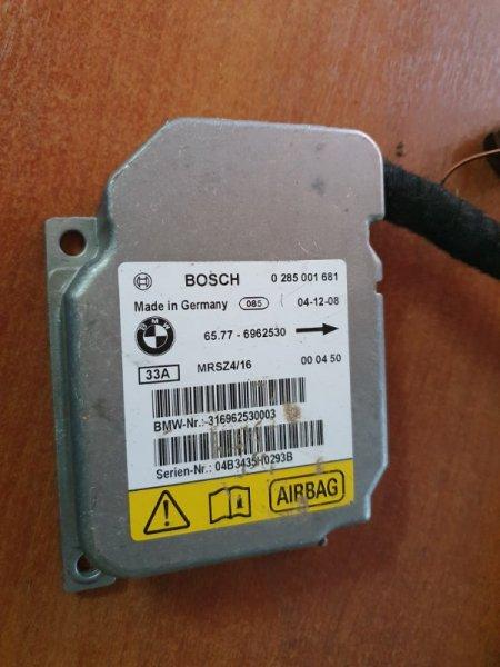 Блок управления airbag Bmw X5 E53 M54B30 2006