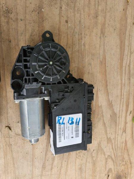 Мотор стеклоподъемников Volkswagen Touareg 7LA BMV 2005 задний левый