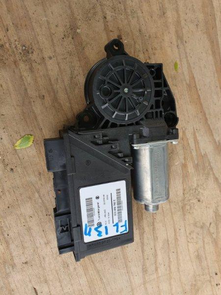 Мотор стеклоподъемников Volkswagen Touareg 7LA BMV 2005 передний левый