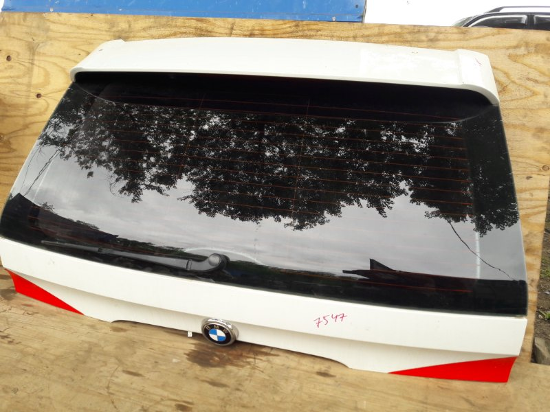 Крышка багажника Bmw X5 E53 M54B30 2006 задняя