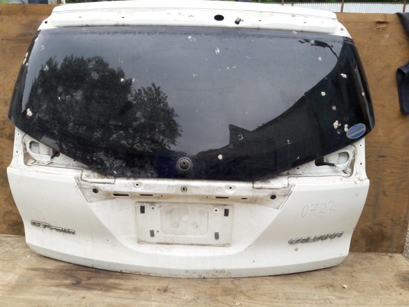 Дверь задняя Toyota Caldina 246 2003