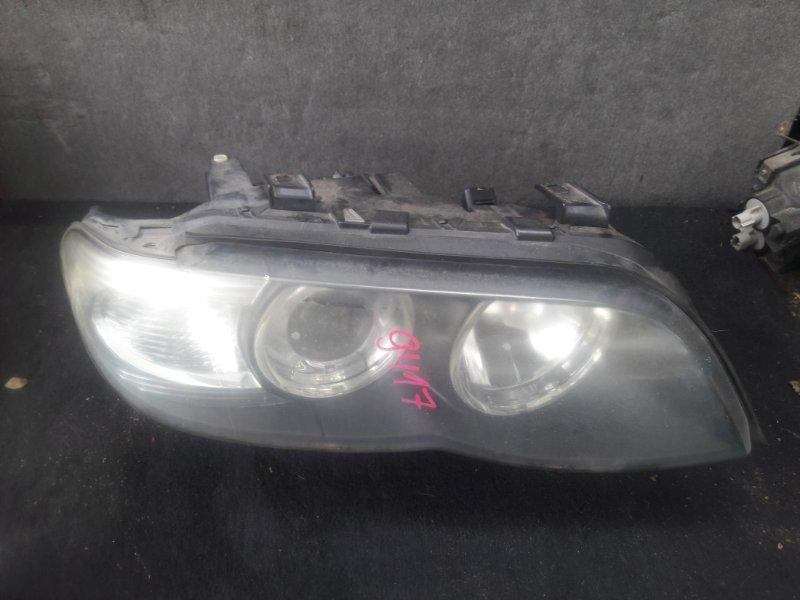 Фара Bmw X5 E53 2005 передняя правая