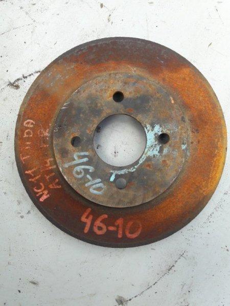 Тормозной диск Nissan Nissan 11 передний правый