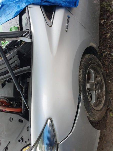 Крыло Toyota Sai AZC10 2AZFXE 2010 переднее левое