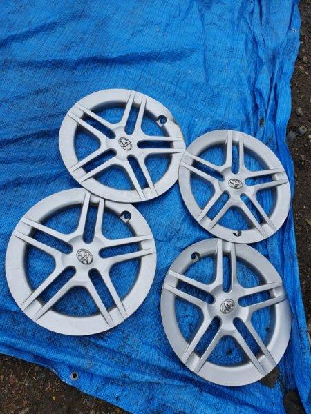 Колпаки на диски Toyota Sai AZC10 2AZFXE 2010