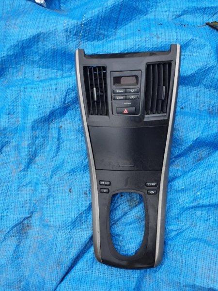 Консоль акпп Toyota Sai AZC10 2AZFXE 2010