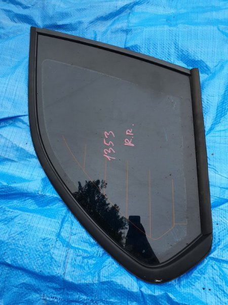 Форточка багажника Bmw X5 E53 M54B30 2004 правая