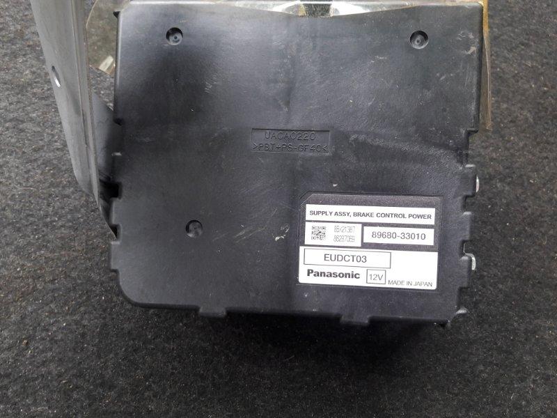 Блок управления тормозами Toyota Crown GWS204 2GRFSE