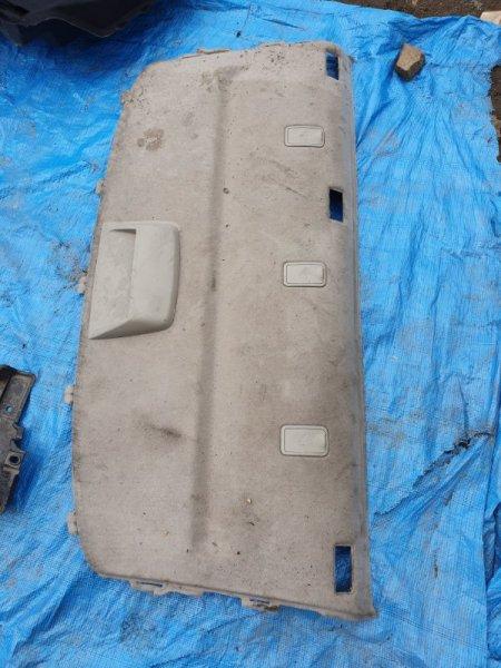 Полка багажника Toyota Sai AZC10 2AZFXE 2010