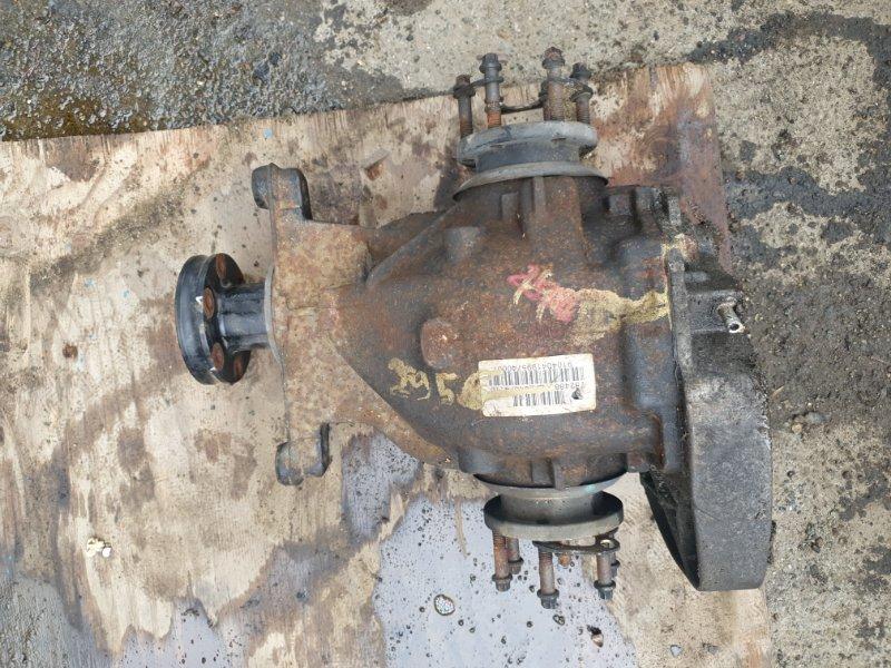 Редуктор Bmw X5 E53 M54B30 2005 задний