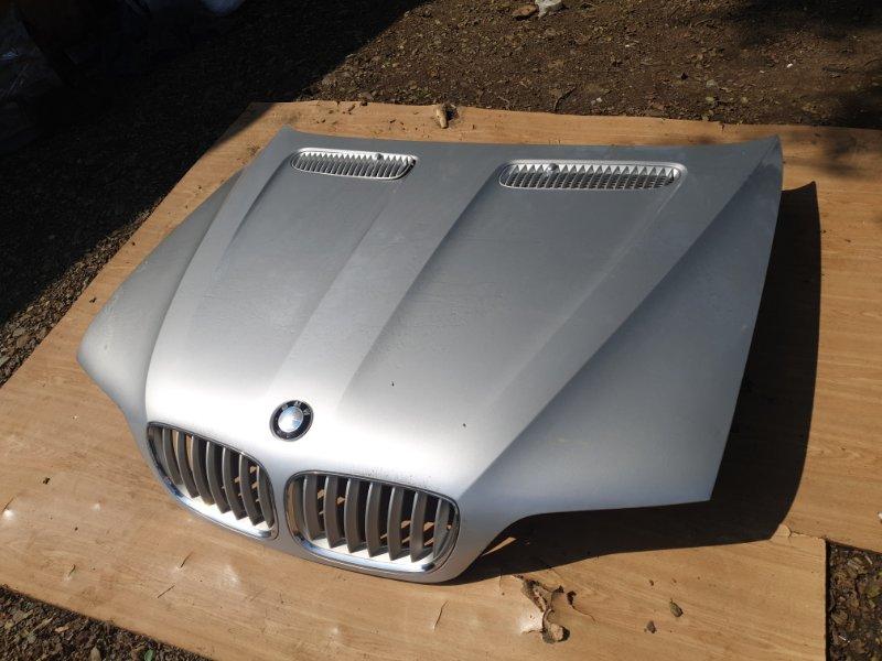 Капот Bmw X5 E53 M54B30 2004