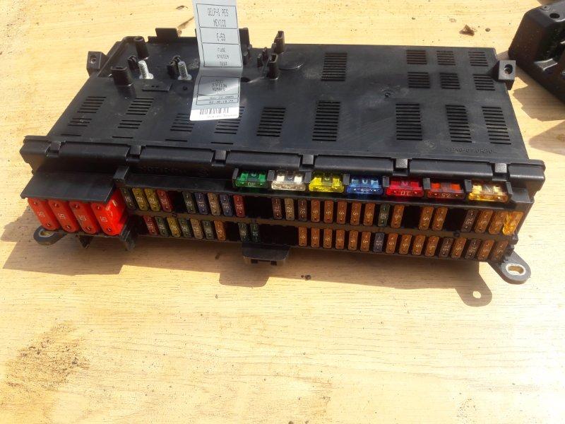 Блок предохранителей Bmw X5 E53 M54B30 2006