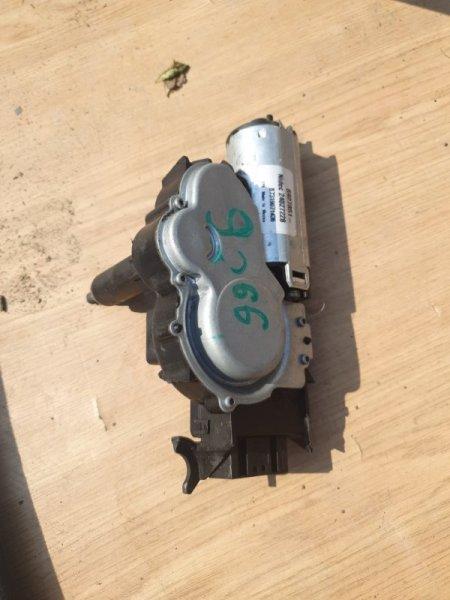Моторчик стеклоочистителя Bmw X5 E53 M54B30 2006
