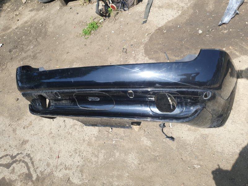 Бампер Bmw X5 E53 M54B30 2006 задний